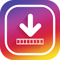 Download video for Instagram users icon