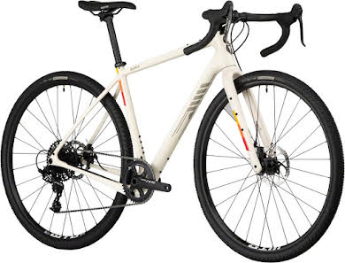 Salsa Warbird Carbon Apex 1 Bike - 700c, White alternate image 1