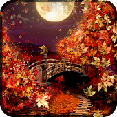 Autumn Leaves HD LiveWallpaper