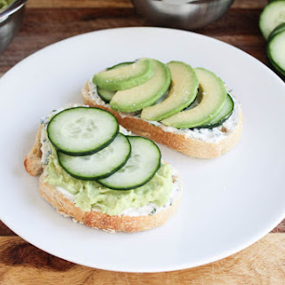 Cucumber Avocado Sandwich Recipe