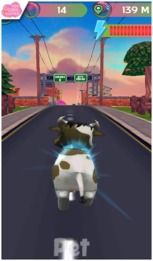 玩免費模擬APP|下載农场宠物冲刺 app不用錢|硬是要APP