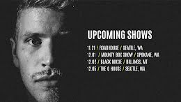 Upcoming Shows - Facebook Cover Photo item