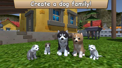 Télécharger Gratuit Simulateur de Chien - La Vie Animale APK MOD (Astuce) screenshots 1