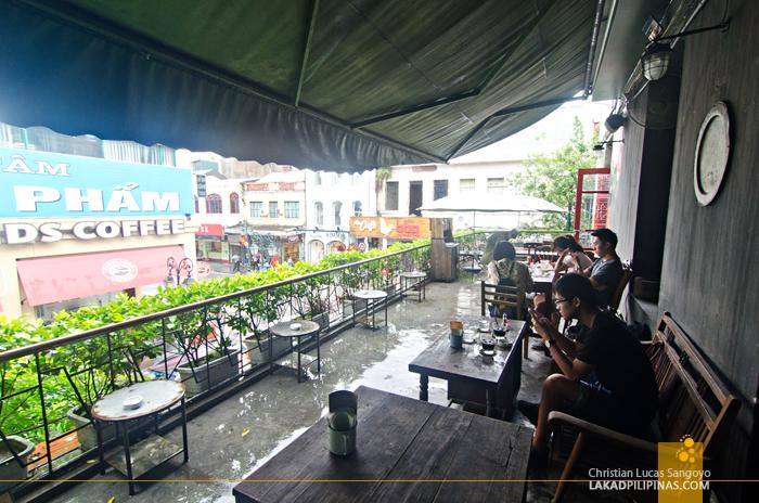 Cong Cafe Hanoi Vietnam
