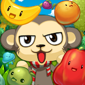 Monkey Fruit Crush - FREE