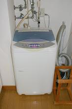 Photo: B-2には洗濯機があります。 在B-2栋别墅有洗衣机 washing-machine in B-2