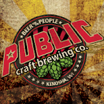 Logo for PUBLIC Craft Brewery