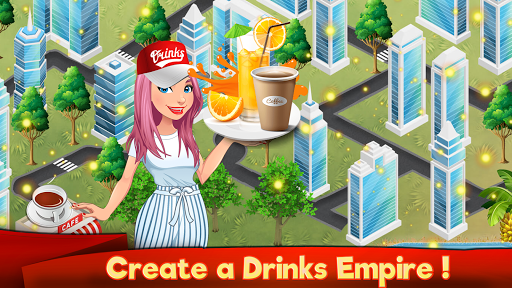 Free Download Drinks Maker: Coffee Shop Juice Tycoon Fresh Cafe 1 06