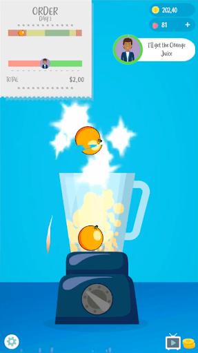 Juice Ninja -  ud83eudd64 Juicy Slice Simulation! android2mod screenshots 8