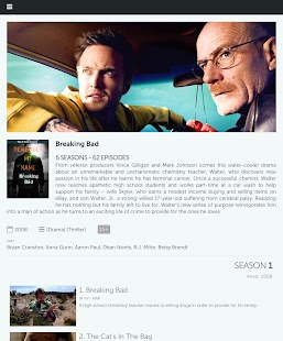 Telly - Watch TV & Movies- screenshot thumbnail