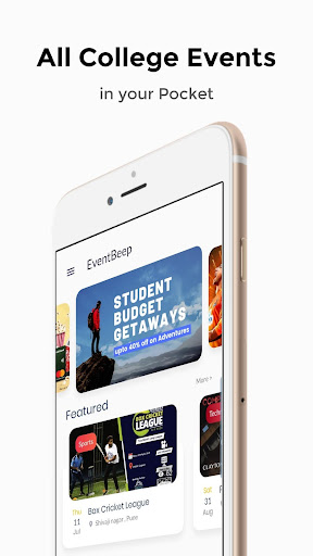 Download EventBeep - College Events 5.4.9 1
