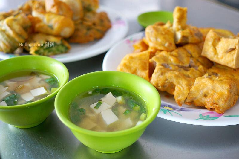 進化北路無名炸粿,北屯市場下午茶-5