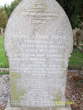 Photo: 19-Joshua Henry Piper, proprietor of the North Wilts Herald, born July 25th 1837, died June 16th 1885, aged 48 yearsRebecca Margaret Annie Piper, only daughter, died September 3rd 1920Annie Piper, wife of above, died April 12th 1925, aged 88 yearsHenry
