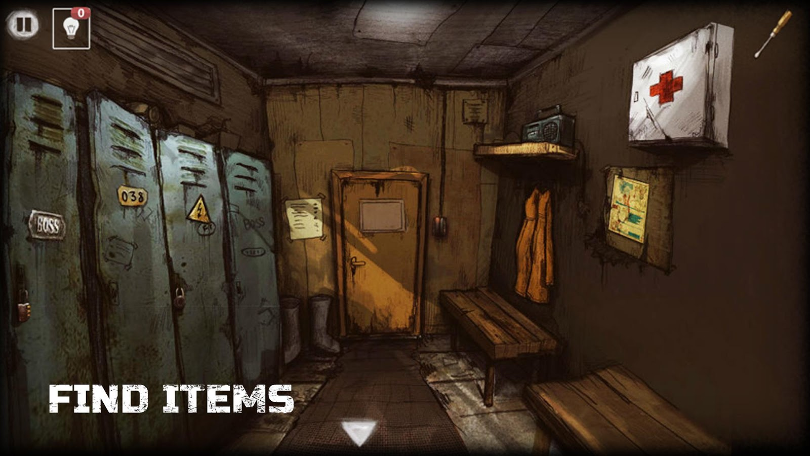 Abandoned mine escape room android apps on google play for 3d room decoration game