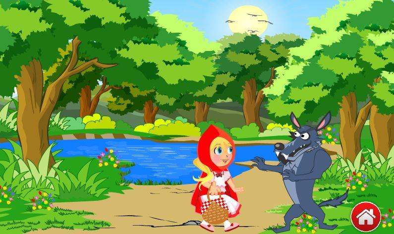 Laila and the Wolf Story- screenshot