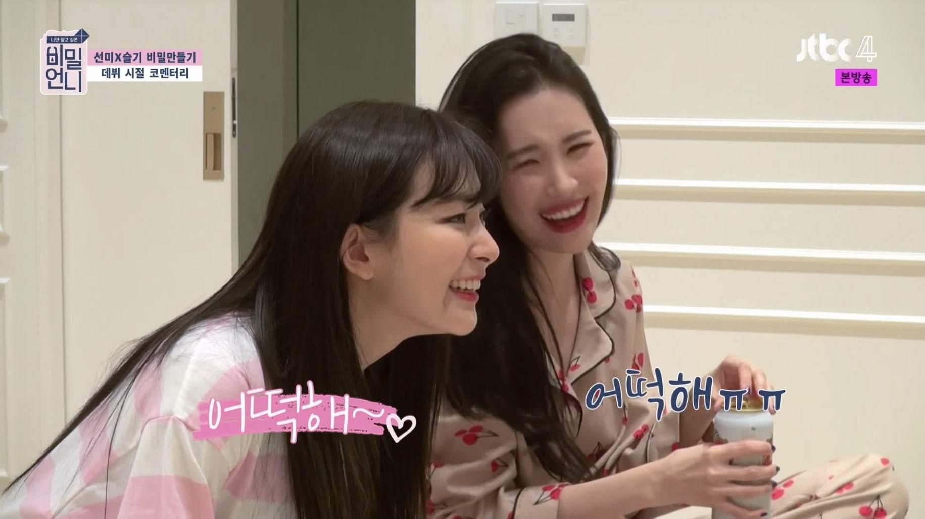 seulgi-sunmi-secret-sister