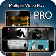 Multiple Video Player  PRO