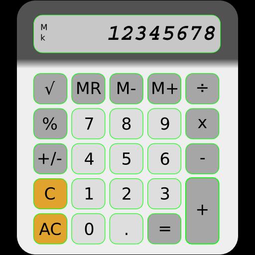 Calculator andanCalc LT+