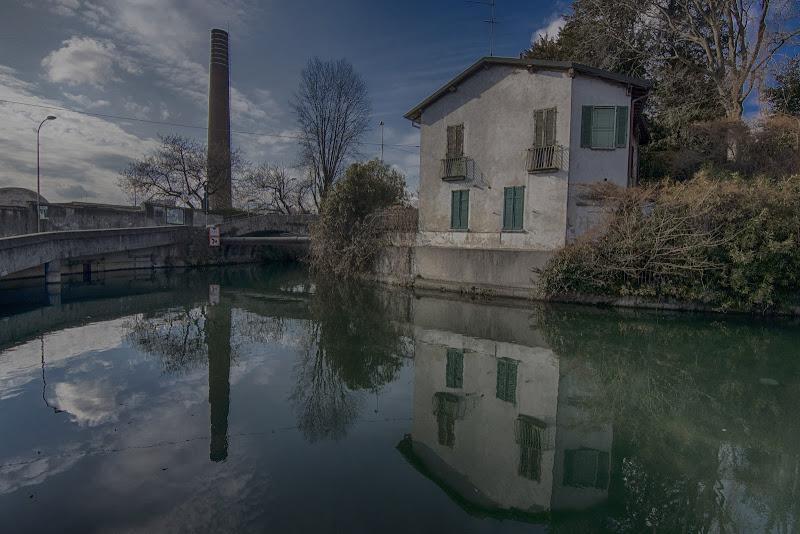 La casa sull'acqua. di Cperso