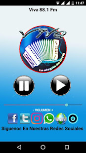 Download Viva Fm 88.1 For PC Windows and Mac apk screenshot 2
