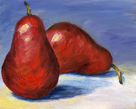 Photo: Red Pears