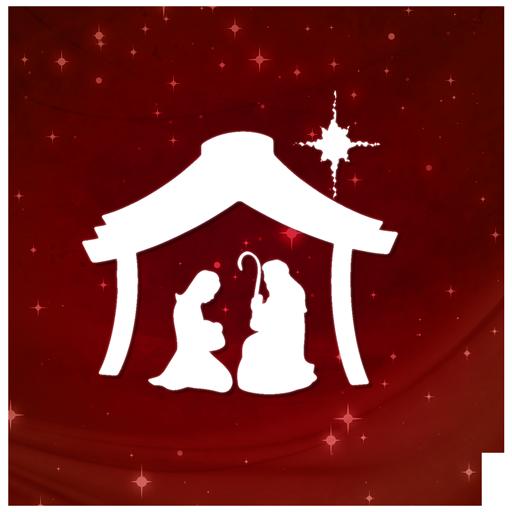 音乐のキリスト教のクリスマスの歌 LOGO-記事Game