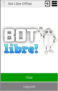 Bot Libre Offline screenshot