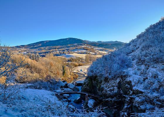 Panoramica della Val Borbera di diegopoggi_