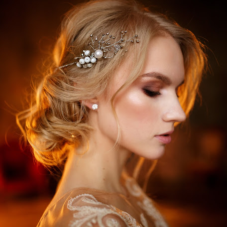 Wedding photographer Nusya Dzhamoldinova (Nusya). Photo of 01.02.2018