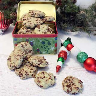 Mint Chip Cookies