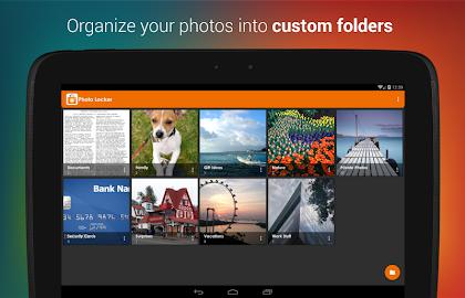 Hide Photos in Photo Locker Screenshot 9