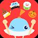 タッチ!あそベビー 赤ちゃんが喜ぶ子供向けのアプリ 知育無料 - Androidアプリ