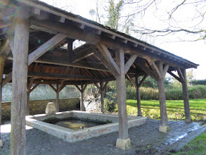 Photo: Lavoir d'en haut (Coupvray)