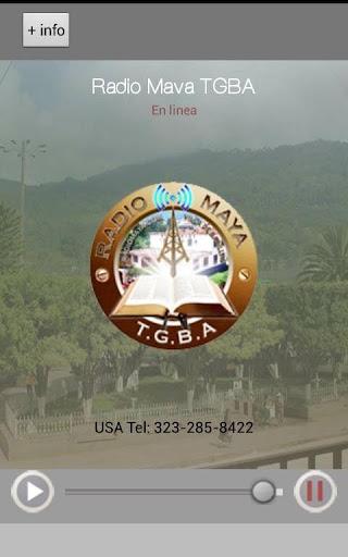 Radio Maya TGBA