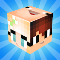 Skins for Minecraft (Pocket Edition) icon