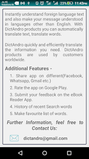 English Czech Translator apk screenshot 10