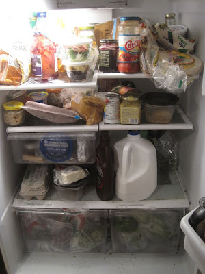 memo regarding cleaning out office fridge | just b.CAUSE