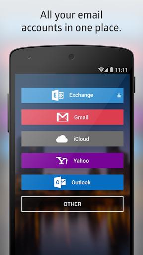 VMware Boxer screenshot 1