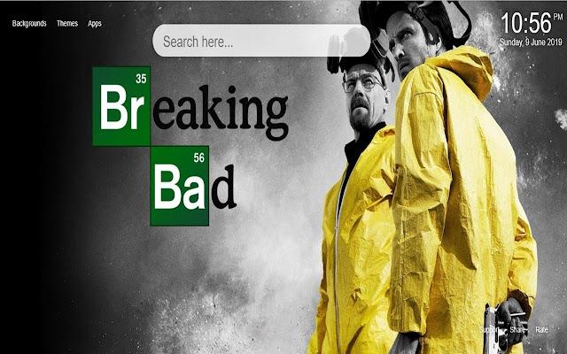 Breaking Bad HD Wallpapers NewTab