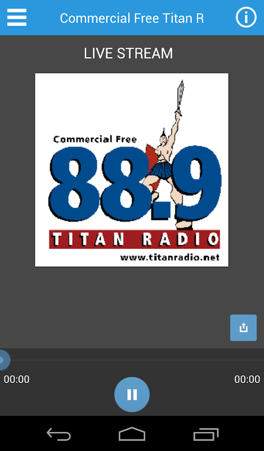Titan Radio 88.9- screenshot
