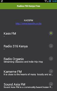 Rádia FM Keňa zdarma - náhled