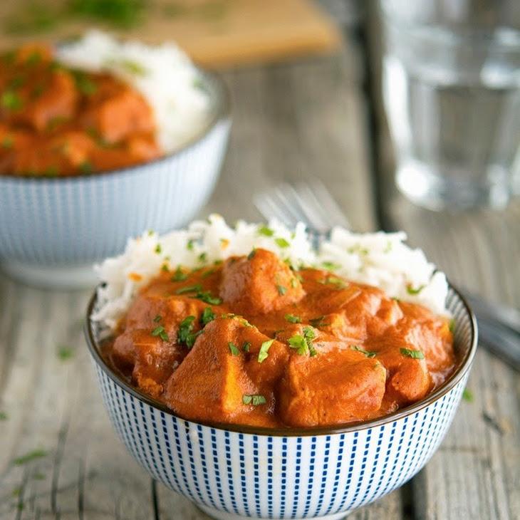 Easy Creamy Crock-Pot Coconut Curry Chicken Recipe   Yummly
