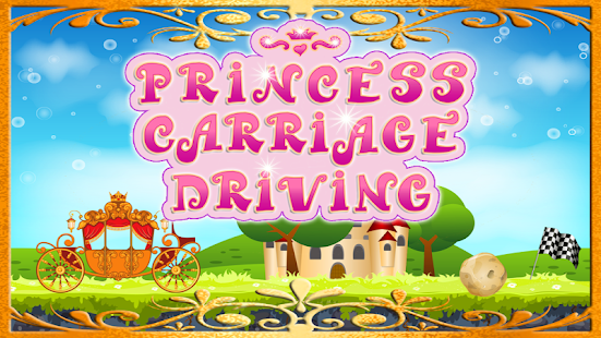 Princezna vozu řízení - náhled