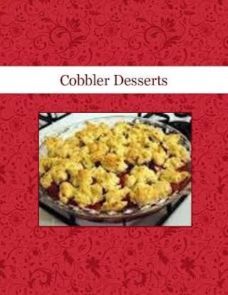 Cobbler Desserts