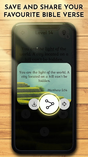 Bible Word Puzzle Games : Connect & Collect Verses apkmr screenshots 4