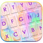 Colorful Pastel Tema de teclado icon
