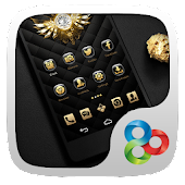 Magic Gold GO Launcher Theme