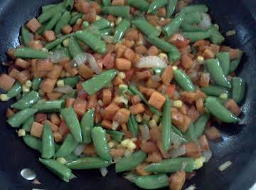 Sweet Potato Hash Part 2