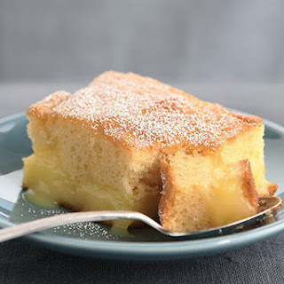 Warm Winter Lemon Cake Recipes
