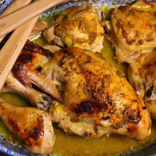 Orange Baked Chicken